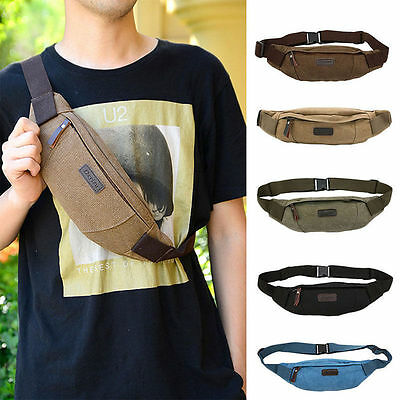 Durable Fanny Waist Pack Belt Hip Bum Military Tactical Running Bag Belt Men
