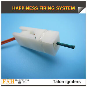 50pcs/lot 5M safety igniters for consumer fireworks firing system,without power