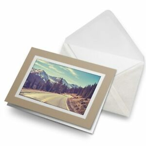 Greetings-Card-Biege-Rocky-Mountains-Road-Colorado-USA-Travel-24118