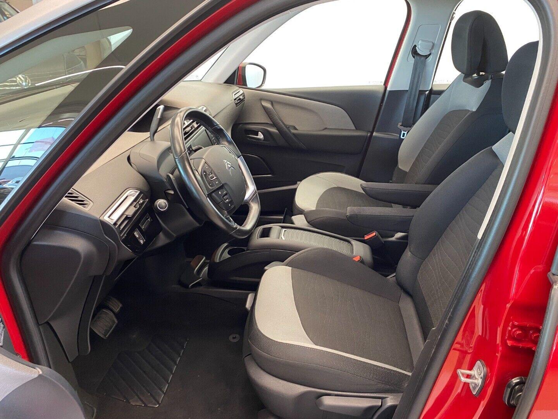 Billede af Citroën Grand C4 Picasso 1,6 BlueHDi 120 Intensive EAT6