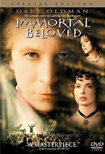 Immortal Beloved (DVD, 1999, Special Edition Closed Caption Subtitled Spanish)