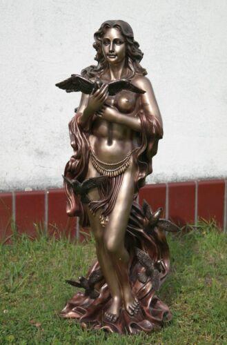 Aphrodite Venus 89 cm  In /& Outdoor Statue Skulptur Gartenfigur Garten