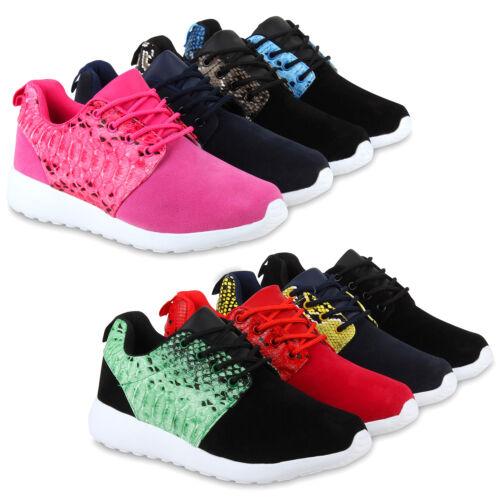 Damen Laufschuhe Runners Profilsohle Sportschuhe Bequem 78910 Schuhe