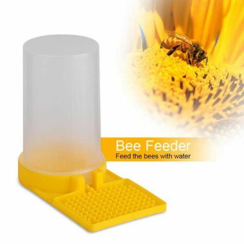 Honey Bee Beehive Entrance Hive Drinking Beekeeping Equipment Water Feeder Tool