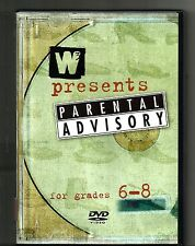 ANDY STANLEY: Parental Advisory  (2000s, DVD) 4 Sessions Christianity