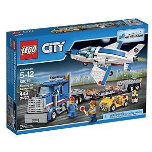 Lego® City 60079 - Des jets spatiaux avec transporteur