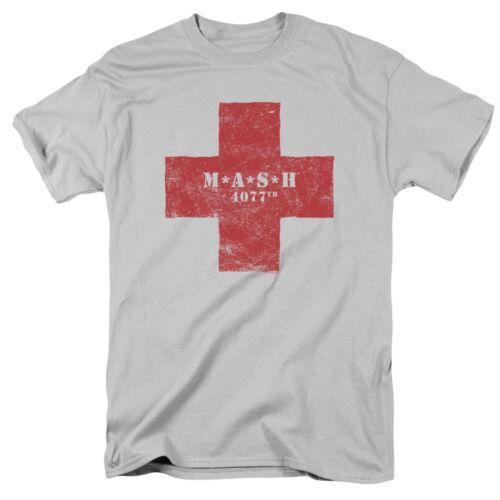 MASH TV Show Croix Rouge Licence Adulte T-Chemise Toutes Les Tailles