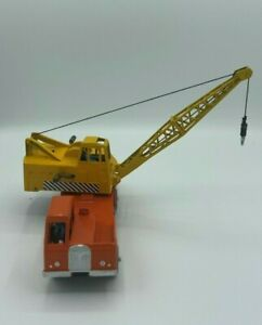 Vintage-Dinky-Supertoys-20-Ton-Lorry-Mounted-Crane-Coles-No-972-Boxed-MINT