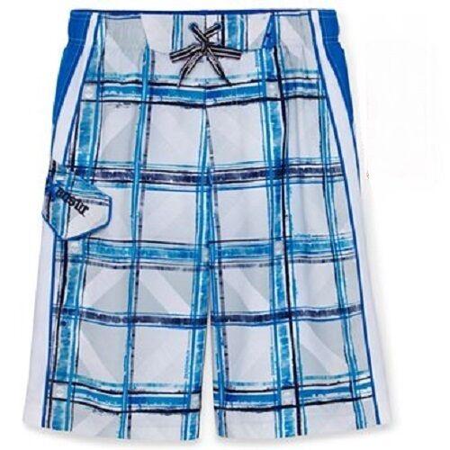 Trunks Nwt Board 12 Zeroxposur Swim 10 Med Shorts ~ Size wPxUATBq