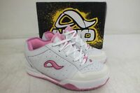 Adio Quality Footwear Kenny Anderson White/pink Skateboarding Shoes 4/35.5