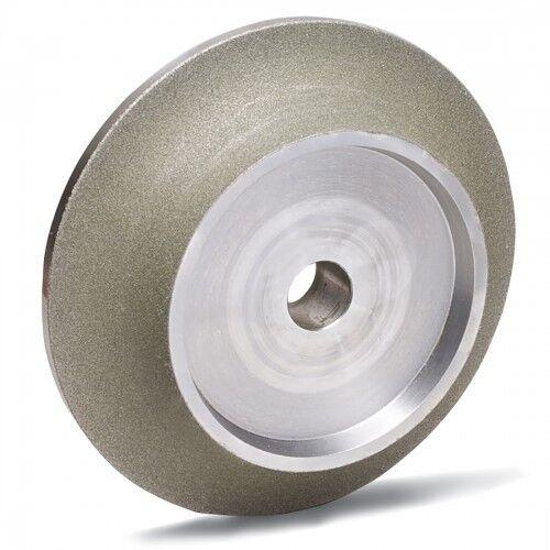DX 15mm Radius Plated B-Profile Wheel for Raimondi Bulldog