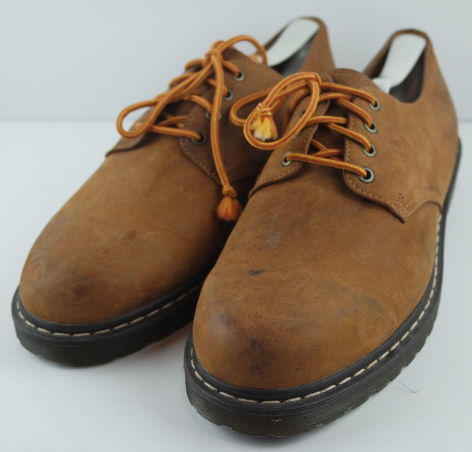 DUXBAK Para Hombre De Cuero Marrón Oxford MARTY 2316262 zapatos talla 11.5M
