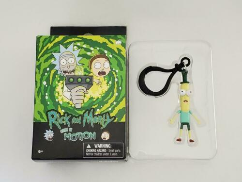 Rick And Morty MR POOPY BUTTHOLE Chibi em movimento Teu pincel Colecionadores Clip Single