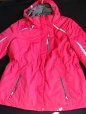 NWT Women's Below Zero Winter Jacket Size 1X Winter 3-in-1 Coat Pink Hooded NEW