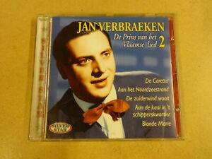 CD / JAN VERBRAEKEN - DE PRINS VAN HET VLAAMSE LIED 2