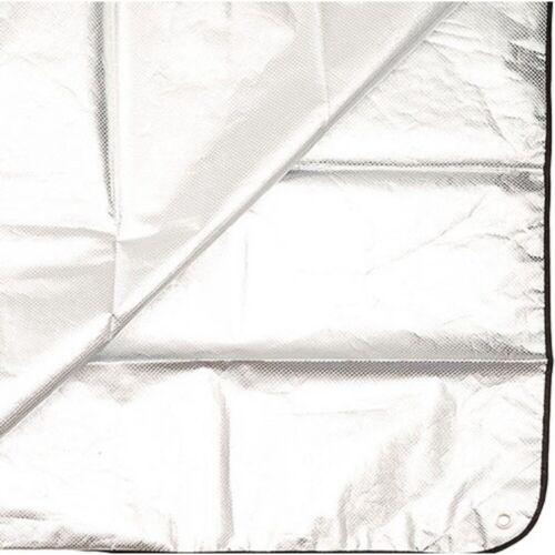 MFH secours d/'urgence Bâche Olive Alu Revêtement sauvetage Couverture Thermique Couverture Outdoor