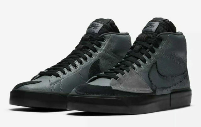 Size 7.5 - Nike Zoom Blazer Mid Edge SB Iron Gray 2021 for sale ...