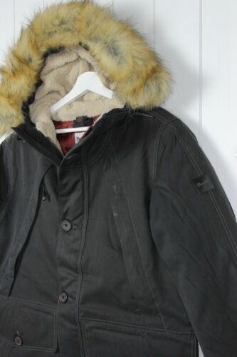 27C FAUX FUR TRIM S//M//L//XL//XXL NEW WRANGLER PARKA 2IN1 JACKET EXTRA  WARM UP TO