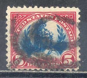 US-Stamp-L160-Scott-573-Used-HR-Nice-Vintage-Regular-Issue