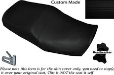 BLACK STITCH CUSTOM FITS KAWASAKI ZRX 1200 R 01-05 & 1100 R 97-05 SEAT COVER