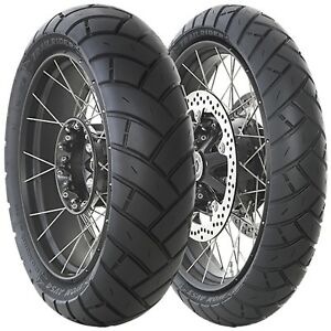 Yamaha-XT-125-R-2008-TrailRider-Tyre-Pair-90-90-21-120-80-18