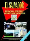 El Salvador Business and Investment Opportunities Yearbook by International Business Publications, USA (Paperback / softback, 2005)