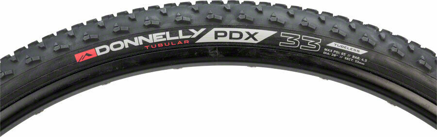 Donnelly Sports PDX Tubular Tire, 700x33