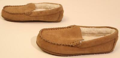 Lands' End Women's Suede Leather