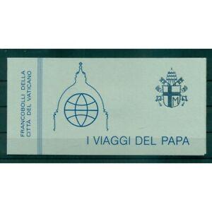Vatican-1985-Mi-n-MH-1-034-Viaggi-del-Papa-034-Jean-Paul-II