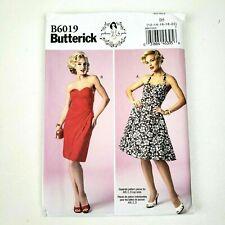 gypsy gathered Fifties 50s dress puff B6352 Retro Gertie sewing pattern