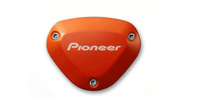 Metallic Red Pioneer Power Meter Color Cap