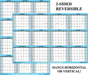2020-Large-Wall-Calendar-24-034-x-36-034-Wall-Planner-Reversible-Yearly-Planner