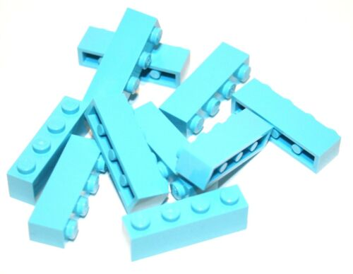 10x LEGO® Stein 1x4 3010 NEU Azur Blau Medium Azure