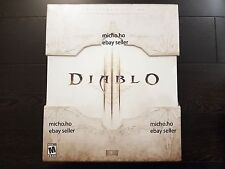 Diablo 3 III Collector's Edition Brand New Sealed