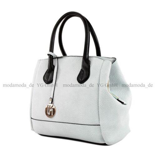 Handtasche Damentasche Tragetasche Damen Tasche Kunstleder Lederimitat LK9927