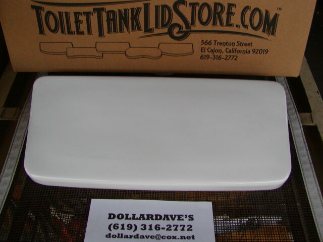 Briggs Toilet Lid 7421 White to fit 4930 tank