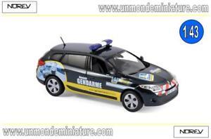 Renault-Megane-Estate-2012-Gendarmerie-Recrutement-NOREV-NO-517648-Ech-1-43