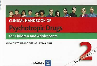 Clinical Handbook of Psychotropic Drugs for Children and Adolescents-ExLibrary