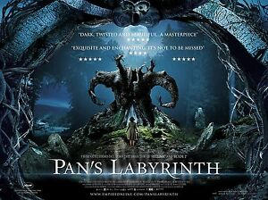 Pans Labyrinth 16034 x 12034 Repro Movie Poster Photograph - <span itemprop=availableAtOrFrom>Colchester, Essex, United Kingdom</span> - Returns accepted Most purchases from business sellers are protected by the Consumer Contract Regulations 2013 which give you the right to cancel the purchase within 14 days afte - Colchester, Essex, United Kingdom