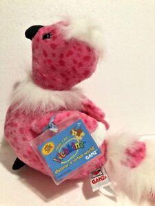 CHERRY BLOSSOM BIRD New w//Unused Code Tag Webkinz Virtual Pet Plush