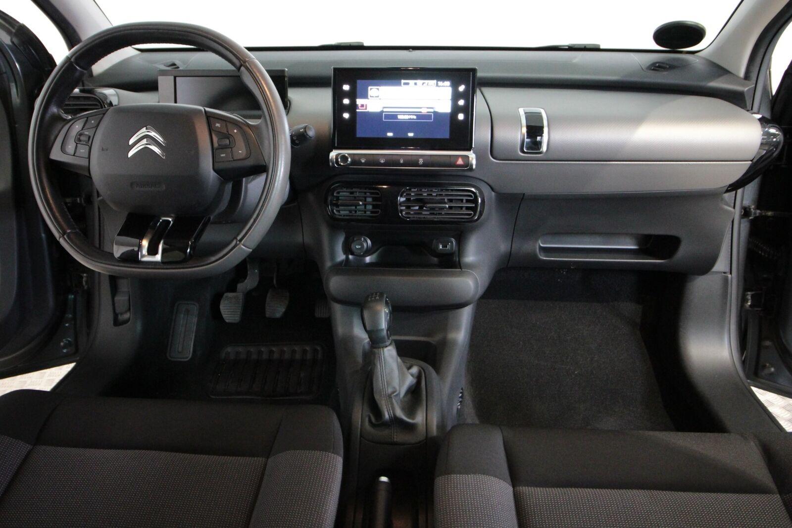 Citroën C4 Cactus BlueHDi 100 Cool Comfort Van