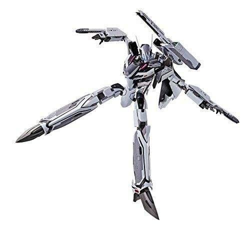 New DX CHOGOKIN Macross Delta VF-31F SIEGFRIED MESSER IHLEFELD USE BANDAI