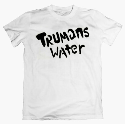 Polvo Superchunk SEBADOH Sonic Youth LIVE SKULL TRUMANS Water T-shirt FUGAZI
