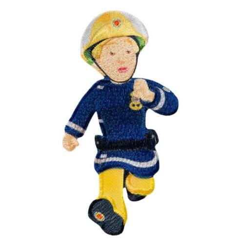 1 aufbügelmotiv ♥ Patch ♥ Fireman Sam Penny ♥ aufbügler ♥ aplicación Nuevo