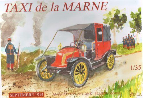 Mach 2 1 35 Taxi de la Marne Septembre 1914  Ar08