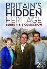 Britain's Hidden Heritage : Season 1-2 (DVD, 2013, 2-Disc Set)