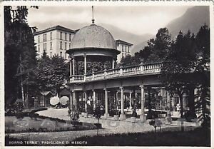 BRESCIA-DARFO-BOARIO-TERME-31b-Cartolina-FOTOGRAFICA-viaggiata-1952