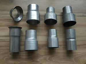 Pezzo di Riduzione; Manicotto Scarico;Adattatore Scarico; Stufenrohrverbinder