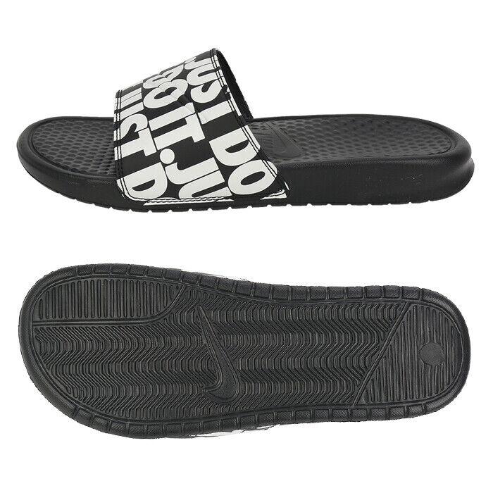 Nike Benassi Just Do it Print Slides