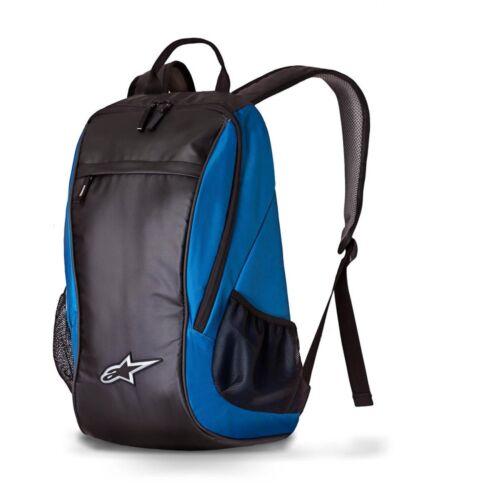 Alpinestars Lite Backpack Rucksack schwarz//blau für Motocross Enduro Offroad